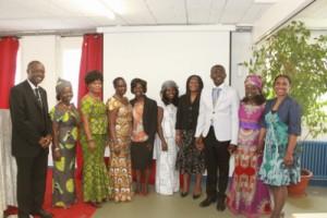 Lausanne Women Ministry 2014