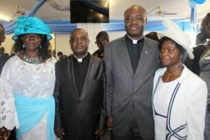 Mrs & Pastors Bonna & Gordon